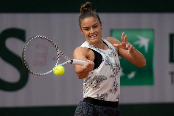 Εκτός Roland Garros η Μαρία Σάκκαρη