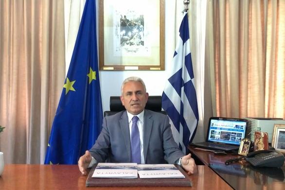 """Γιώργος Λαζουράς: """"Αγωνιζόμαστε «με λογισμό και μ' όνειρο»"""" (video)"""