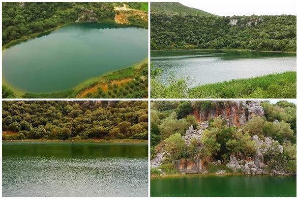 Ένα βίντεο αφιερωμένο στη λίμνη Κομήτη της Δυτικής Ελλάδας!
