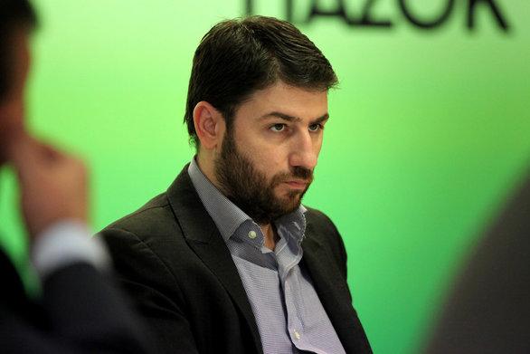 Στο πλευρό του Απόστολου Κατσιφάρα τάσσεται ο Νίκος Ανδρουλάκης