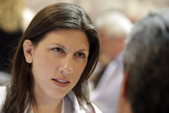 """Ζωή Κωνσταντοπούλου: """"Ναι σε συνεργασίες"""""""