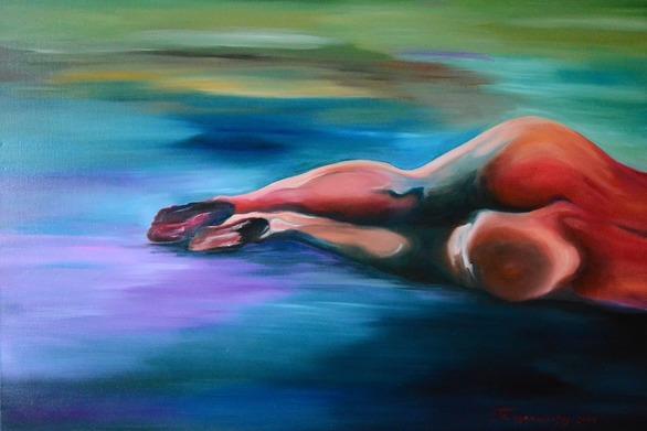 Όταν το γυμνό συναντά την τέχνη - Εγκαίνια για μια ιδιαίτερη έκθεση στην Πάτρα!