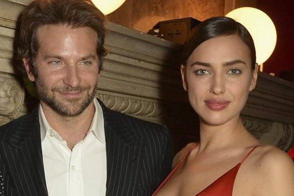 Ένα βήμα πριν τον χωρισμό ο Bradley Cooper και η Irina Shayk
