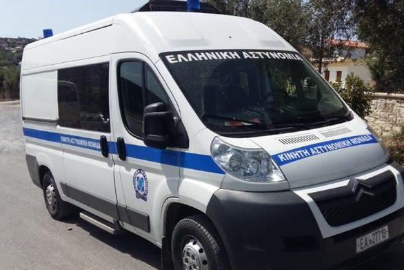 Η Κινητή Αστυνομική Μονάδα στα χωριά της Ακαρνανίας