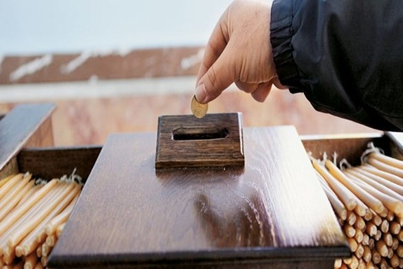 Ηλεία: Έκλεψε από το παγκάρι της εκκλησίας 130 ευρώ