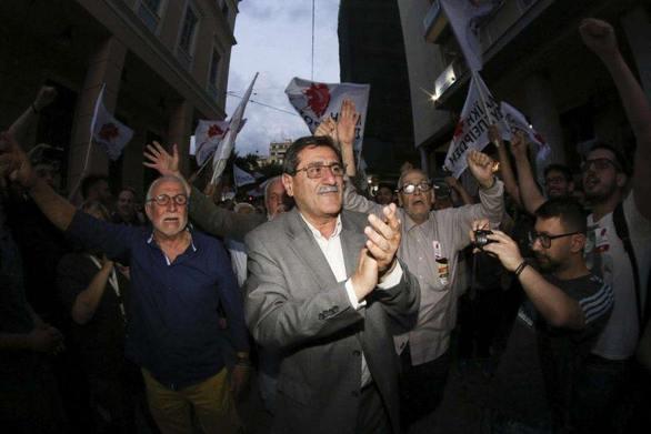 Πελετίδης - Για αυτό πήραμε τόσο μεγάλα ποσοστά και μας ψήφισε ο λαός