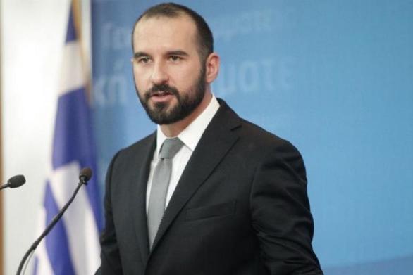 """Δημήτρης Τζανακόπουλος: """"Δεν είναι ώρα για ομφαλοσκόπηση"""""""