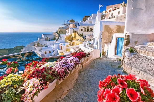 Economist: Η Σαντορίνη το αγαπημένο νησί του Instagram