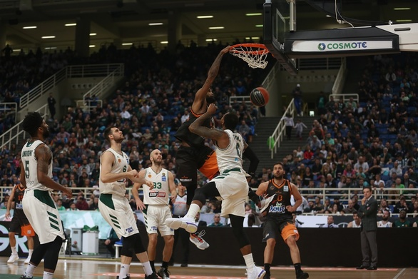 Basket League: Τζάμπολ στους τελικούς Παναθηναϊκού - Προμηθέα Πατρών