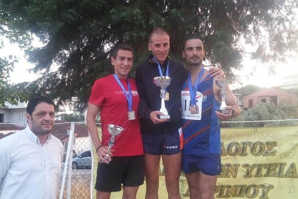 ΣΜΑΧ Φειδιππίδης: Συγχαρητήρια για τον 25ο Γύρο Νεάπολης Αργινίου