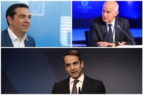 Βαρόμετρο η Αχαΐα στις εθνικές εκλογές - Οι τρεις επικεφαλής και η μετωπική τους