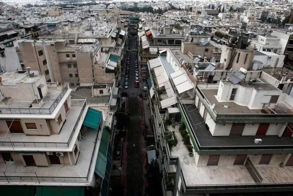 Οι Έλληνες έχτισαν λιγότερα σπίτια φέτος σε σχέση με πέρυσι