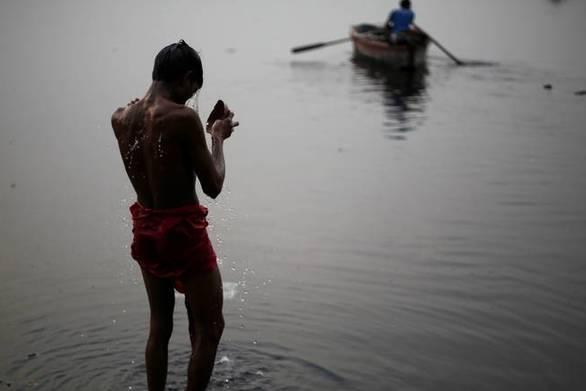 «Κύμα» καύσωνα πλήττει την Ινδία