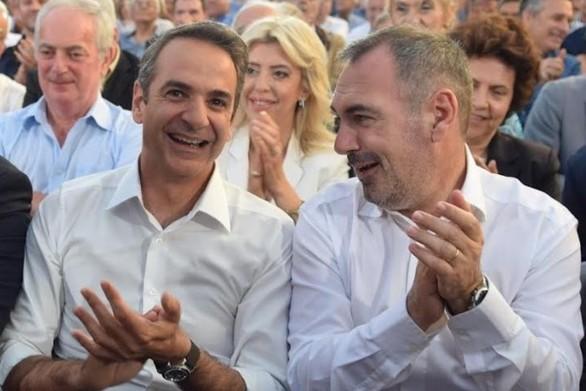 """Ανδρέας Κατσανιώτης: """"Η Αχαΐα θα είναι ισχυρή στην επόμενη Βουλή"""""""