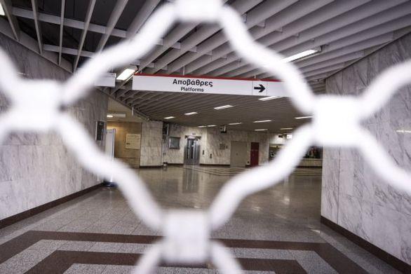 «Χειρόφρενο» σε μετρό, τραμ και ηλεκτρικό την Παρασκευή