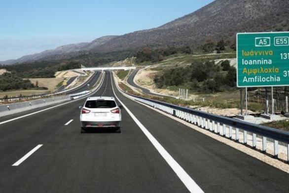 Δυτική Ελλάδα: Tα νέα έργα που προγραμματίζονται στην Ιόνια Οδό
