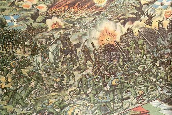Σαν σήμερα 16 Ιουνίου αρχίζει ο Β' Βαλκανικός Πόλεμος