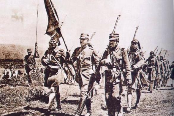Σαν σήμερα 17 Ιουνίου η Ελλάδα εισέρχεται επισήμως στον Α' Παγκόσμιο Πόλεμο