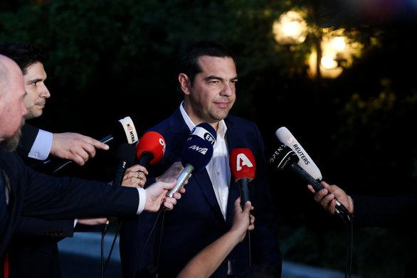 """Τσίπρας μετά το ΚΥΣΕΑ: """"Κυρώσεις στην Άγκυρα αν έκανε γεωτρήσεις"""""""