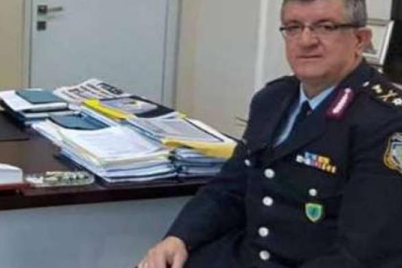 Πάτρα: Θλίψη για τον Αστυνομικό Διευθυντή Αχαΐας, Βασίλη Τσούρα