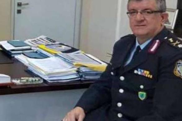 Σήμερα η κηδεία του πατέρα του Αστυνομικού Διευθυντή Αχαΐας Βασίλη Τσούρα