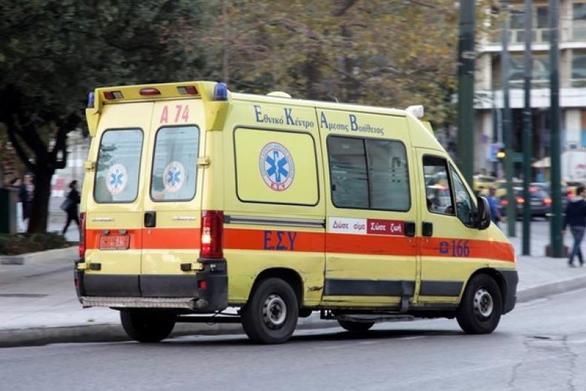 Πάτρα: Τροχαίο ατύχημα στην συμβολή των οδών Μαιζώνος και Αράτου