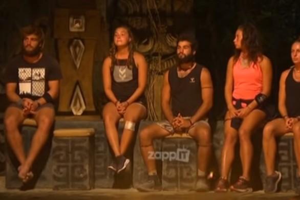 Αποχώρησε η Sude Burcu από το Survivor (video)