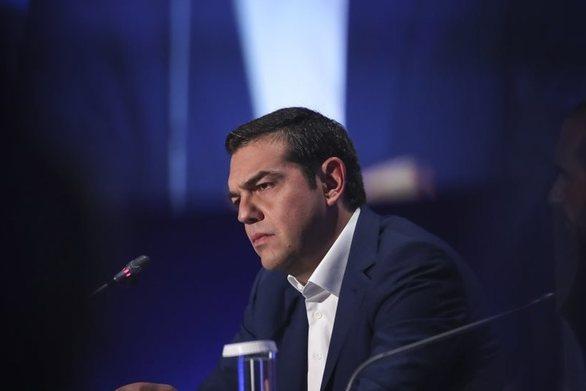 """Αλέξης Τσίπρας: """"Αν η Τουρκία δεν σταματήσει τις γεωτρήσεις θα υπάρξει τίμημα"""""""