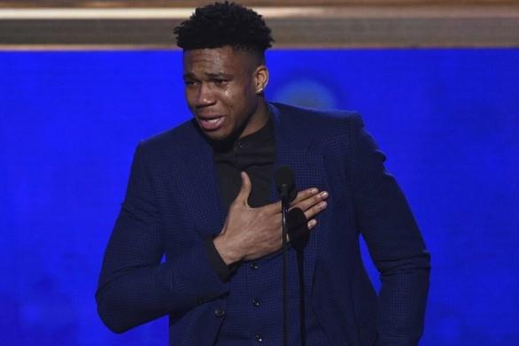 Η ψηφοφορία για τον MVP του ΝΒΑ - Με τι ποσοστό κέρδισε ο Γιάννης Αντετοκούνμπο;