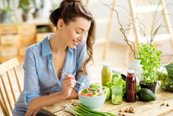 Εννιά tips για να τρώτε περισσότερα λαχανικά