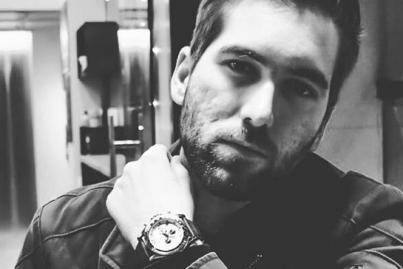Δημήτρης Μούρτζης - Ο Πατρινός φωτογράφος του Athens Exclusive Designers Week (pics)