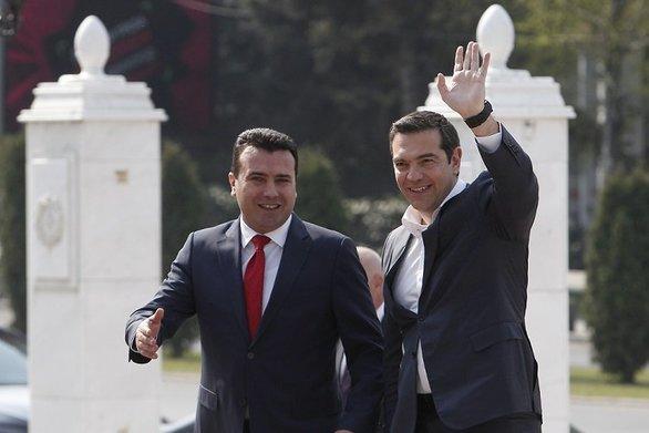 Τσίπρας - Ζάεφ: Βραβεύτηκαν από το Emerging Europe για τη Συμφωνία των Πρεσπών