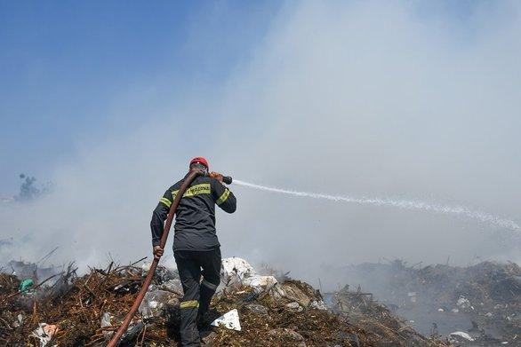 Kίνδυνος πυρκαγιάς για σήμερα σε Αχαΐα και Ηλεία