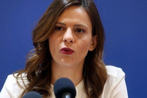 """Έφη Αχτσιόγλου: """"Η υποκρισία της ΝΔ στο «Μακεδονικό» την εκθέτει ανεπανόρθωτα"""""""
