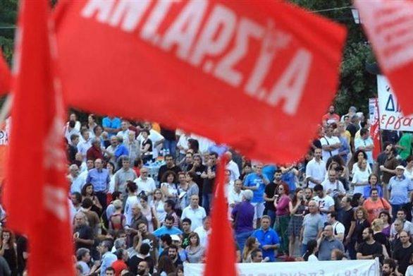 Tην Τρίτη η κεντρική προεκλογική συγκέντρωση της ΑΝΤΑΡΣΥΑ Πάτρας