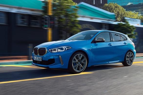 Ανακαλύψτε πρώτοι τη νέα BMW Σειρά 1 στην Α. Τζουραμάνης ΕΠΕ (φωτο)