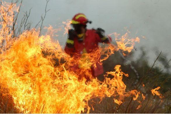 Δυτική Ελλάδα - Υψηλός κίνδυνος για πυρκαγιές σήμερα