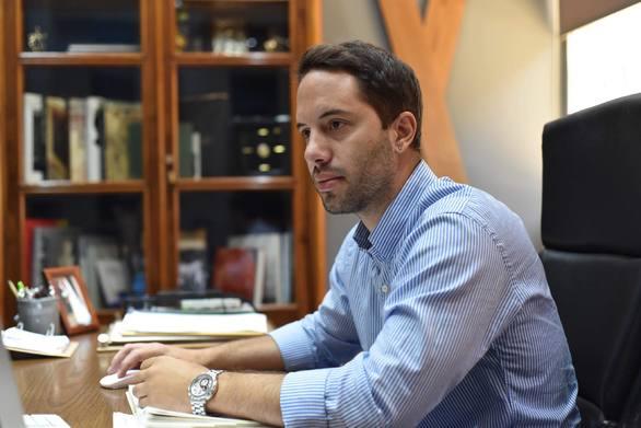 """Λευτέρης Βαρουξής: """"Στις 8 Ιουλίου η Ελλάδα χρειάζεται μια ισχυρή και αυτοδύναμη κυβέρνηση"""""""