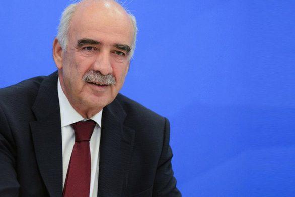 """Β. Μεϊμαράκης: """"Ψηφίζουμε για να αποκτήσει η χώρα μια κανονική κυβέρνηση"""""""
