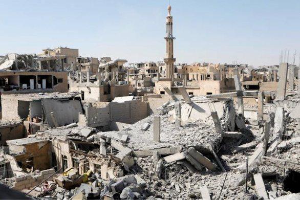 Συρία: Εντοπίστηκε ομαδικός τάφος με 200 πτώματα στη Ράκα