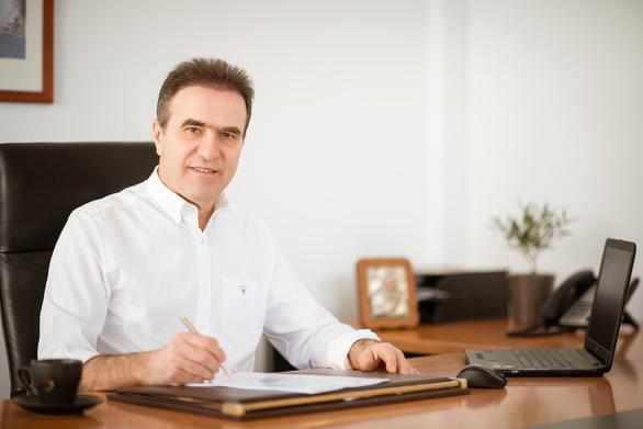 """Γιώργος Κουτρουμάνης: """"Είμαι πεπεισμένος ότι θα βγω βουλευτής"""""""