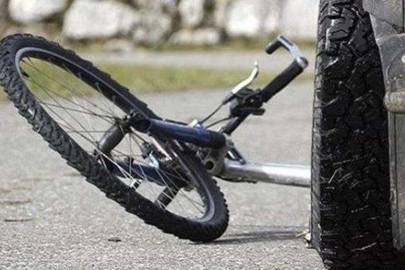 Τροχαίο στο κέντρο της Πάτρας - Τραυματίστηκε ποδηλάτης