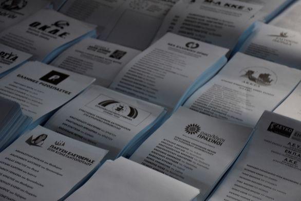 Ηράκλειο - Καταγγελίες ότι σε εκλογικά τμήματα δεν δίνουν ψηφοδέλτια του ΣΥΡΙΖΑ