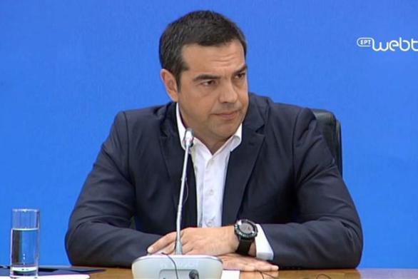 """Τσίπρας από Ζάππειο: """"Οι πολίτες μας έδωσαν εντολή μετασχηματισμού του κόμματος"""" (video)"""