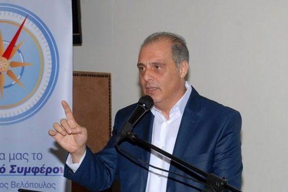 Εκλογές 2019: Την έδρα στη Λάρισα κρατάει ο Κυριάκος Βελόπουλος
