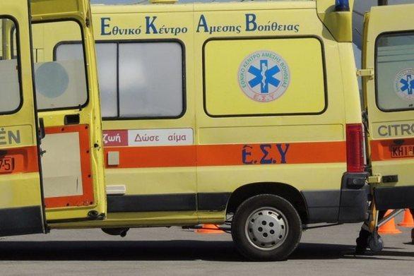 Εργατικό ατύχημα στην περιοχή του Γλαύκου Πατρών