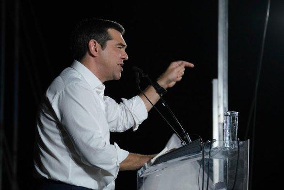 Είναι οριστικό - Ο Αλέξης Τσίπρας κρατάει την έδρα στην Αχαΐα