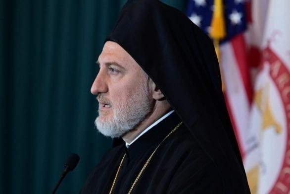 Ο Ντόναλντ Τραμπ συγχαίρει τον Αρχιεπίσκοπο Αμερικής Ελπιδοφόρο