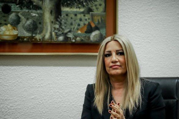 """Φώφη Γεννηματά: """"Όσοι λοξοκοιτάζουν προς ΣΥΡΙΖΑ και ΝΔ να φύγουν τώρα!"""""""