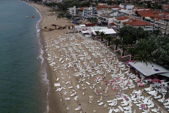 Χαλκιδική: Μάχη με τον χρόνο για την αποκατάσταση των ζημιών